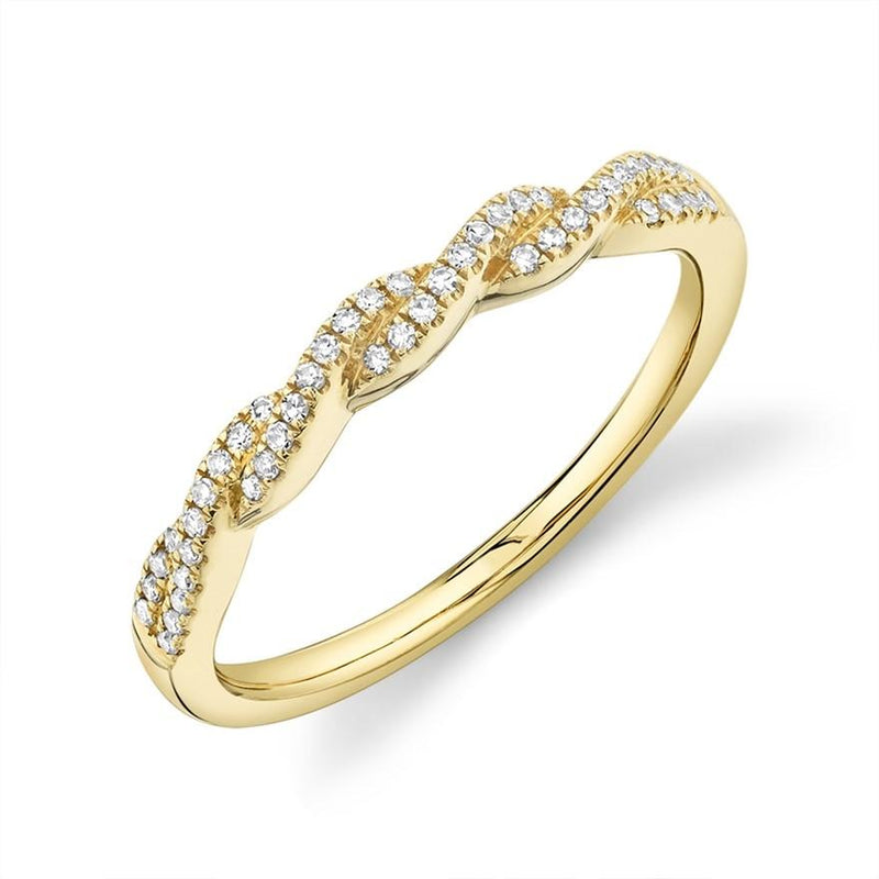 Twist Band - Pasha Fine Jewelry