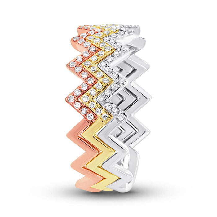 ZigZag Stackable