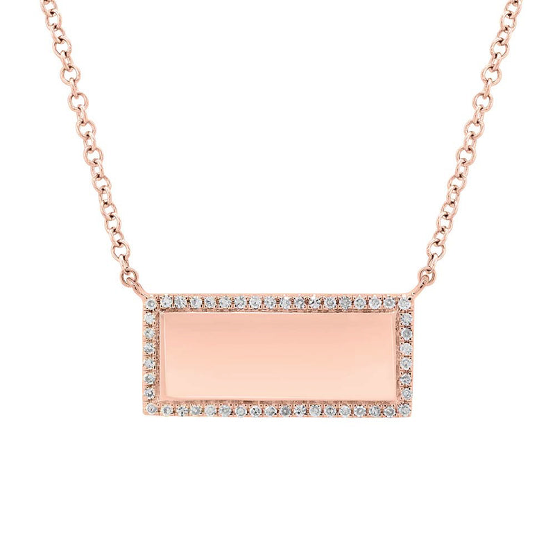 ID Necklace - Pasha Fine Jewelry
