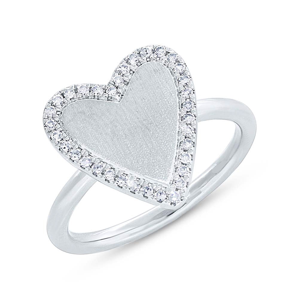 Heart Ring - Pasha Fine Jewelry