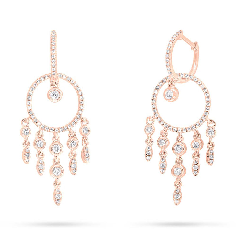 Chandelier Earrings - Pasha Fine Jewelry
