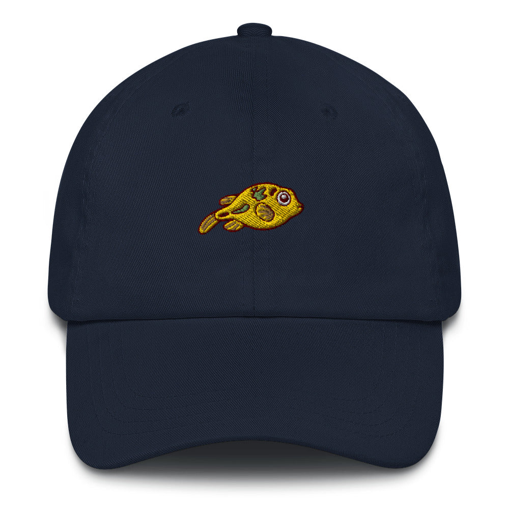 Pea Puffer Dad Hat