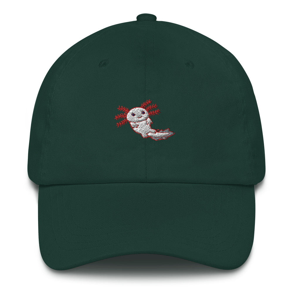 Axolotl Dad Hat