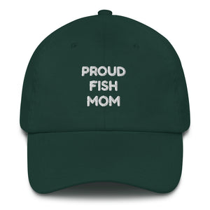 Proud Fish Mom Hat