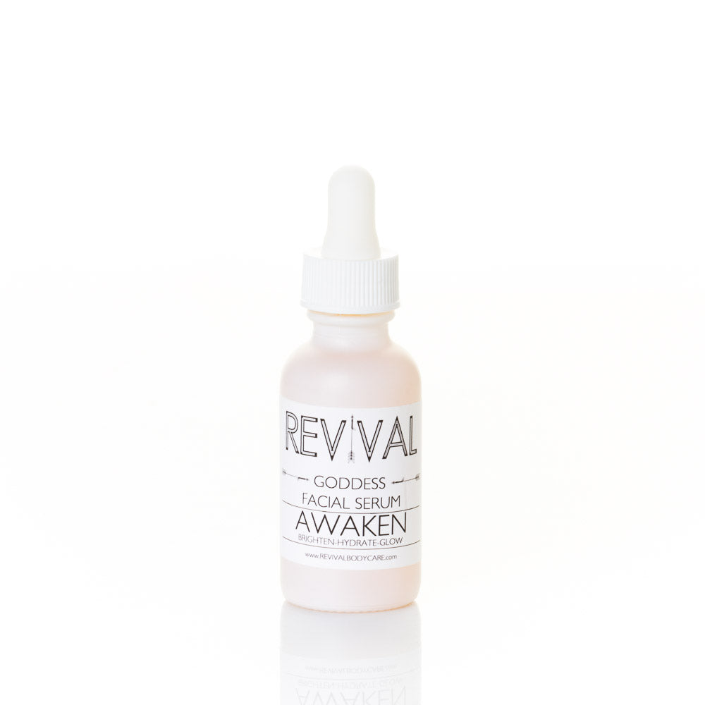 Goddess Facial Serum Awaken