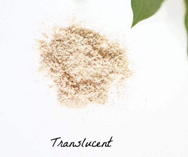 Organic Mineral Loose Face Powder