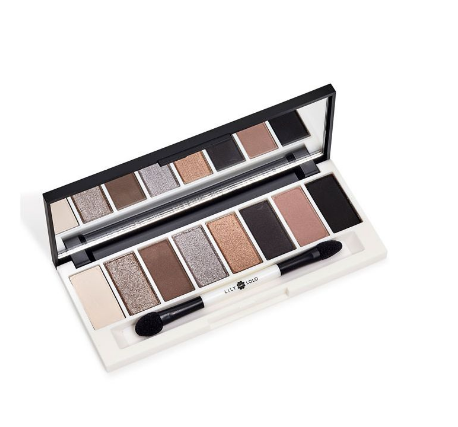 Lily Lolo Pedal to the Metal Eye Palette - vegan, crueltyfree, mineral pressed eyeshadow palette
