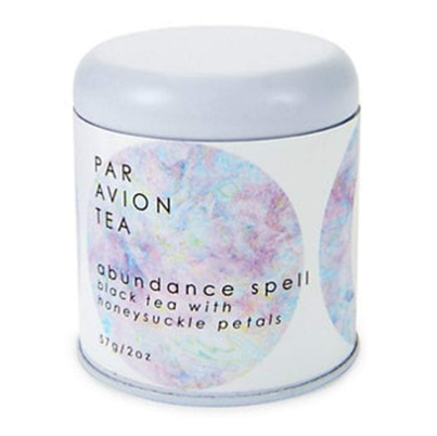 Par Avion Abundance Spell Tea - Black Tea with Honeysuckle Petals