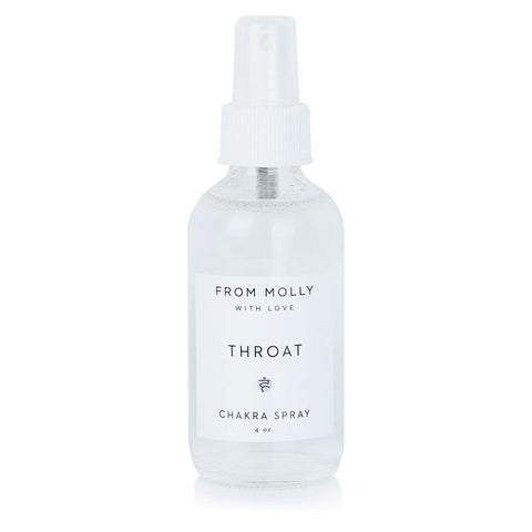 Throat Chakra Spray
