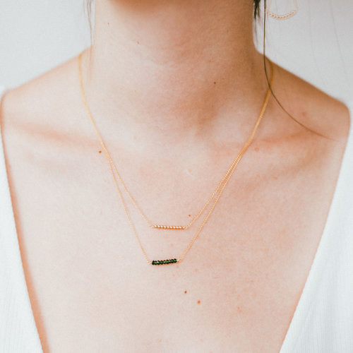 Ellipsis Necklace