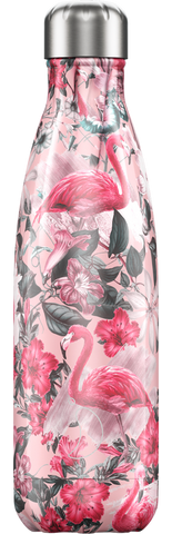 chilly pink reusable bottle - tide and seek