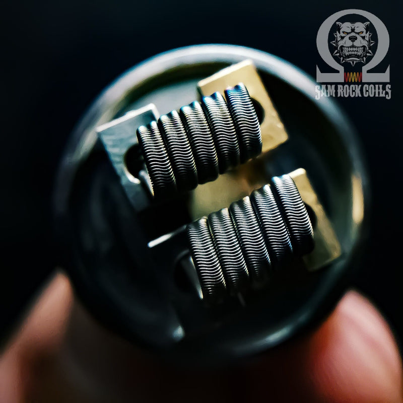 Sam Rock Coils Alien Tri Core