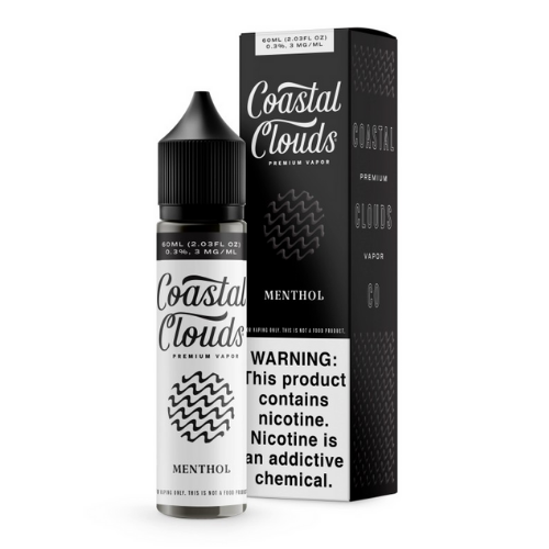 Coastal Clouds 60ml Menthol