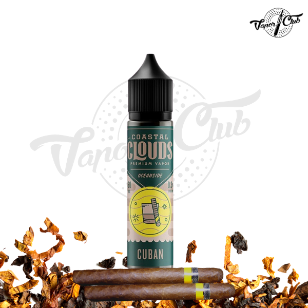 Coastal Clouds Cuban 60ml
