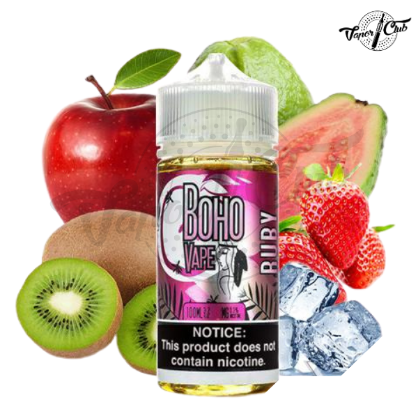 Boho Vape Ruby 100ml