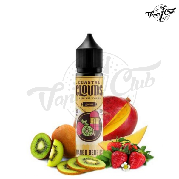 Coastal Clouds Mango Berries 60ml