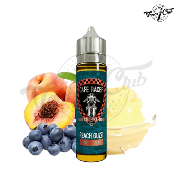 Cafe Racer Peach Guzzi 60ml