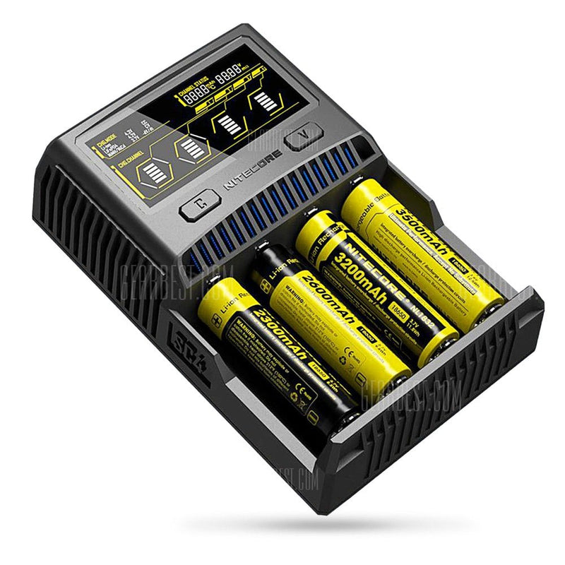 NITECORE NEW I4 - Vapor Club Peru