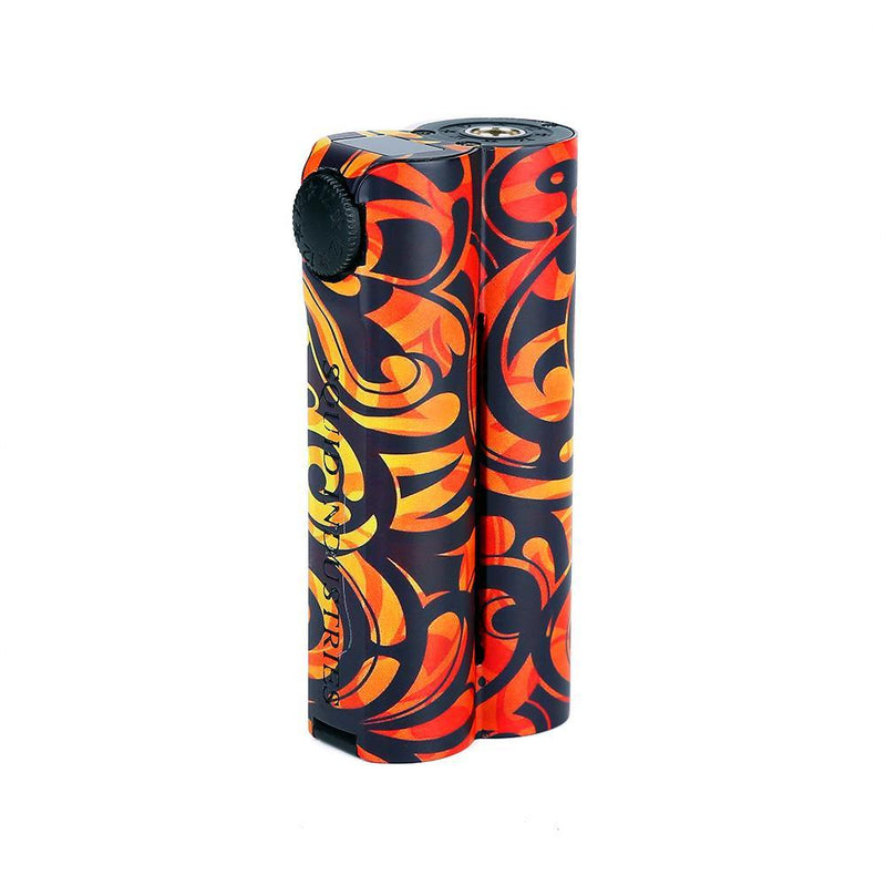 Squid Industries Double Barrel V3 150W MOD - Vapor Club Peru
