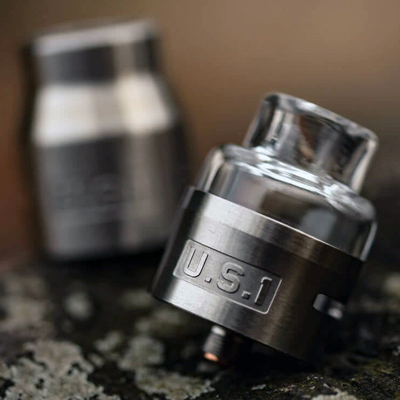Trinity Glass US1 V2 RDA - Vapor Club Peru