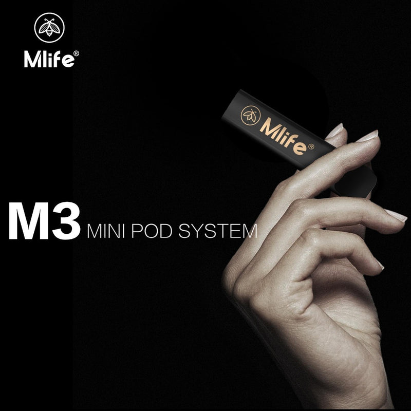 M3 Mlife POD - Desechable - Vapor Club Peru