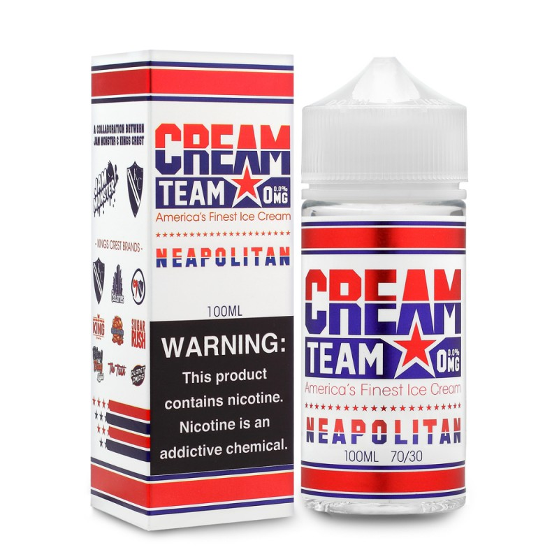 Cream Team 100ml Neapolitan