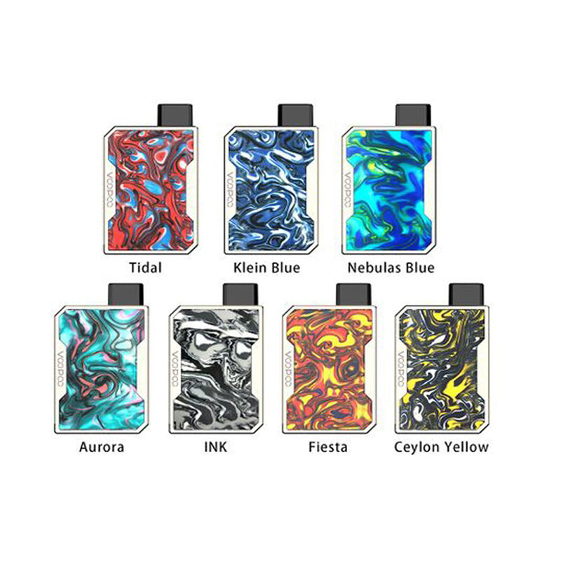 Voopoo Drag Nano Kit POD - Vapor Club Peru