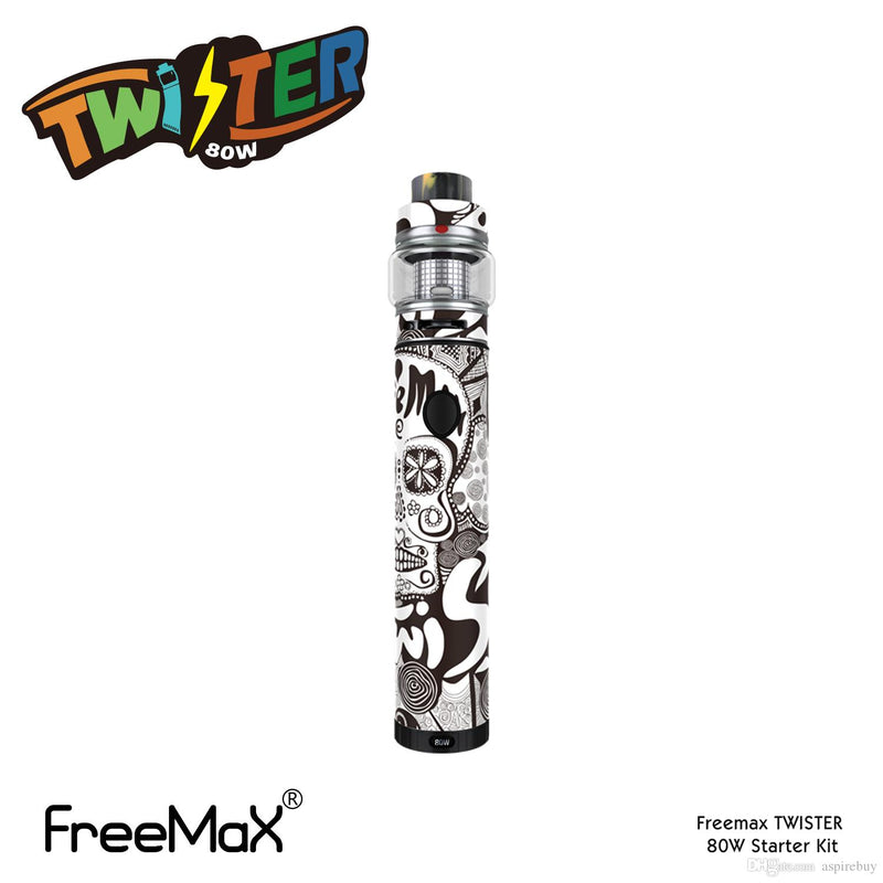 Freemax Twister 80w Kit - Vapor Club Peru