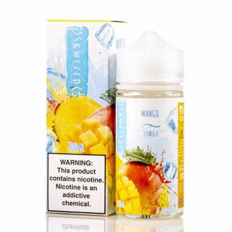 Skwezed 100ml Mango ICE