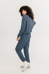 Chandail Arlo Bleu Denim