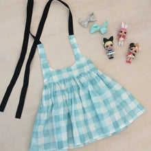 The Alice Pinafore Skirt