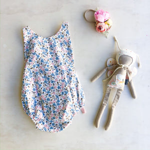 The Blair Romper
