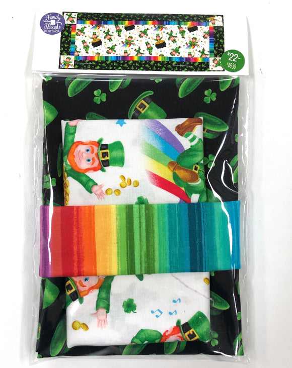Luck of the Irish Table Runner Kit