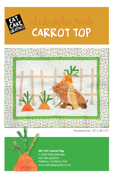 Carrot Top Pattern