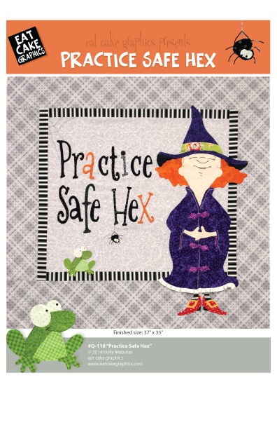 Practice Safe Hex Pattern