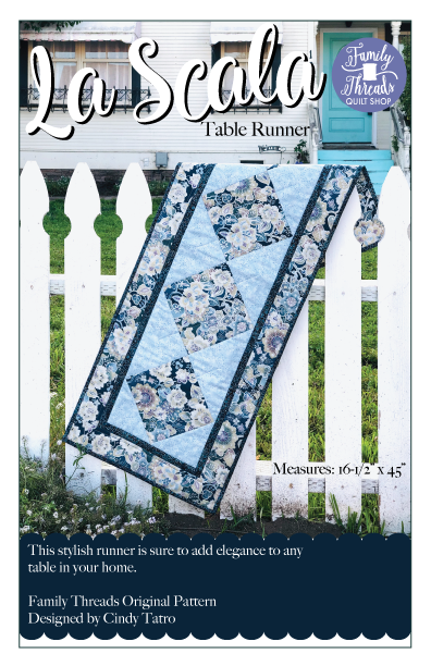 La Scala Table runner Pattern