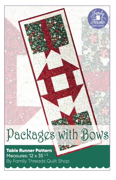 Packages with Bows Pattern
