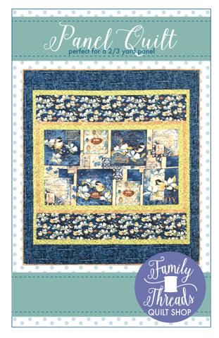 Panel Quilt Pattern