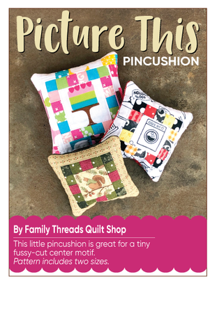 Picture This Pincushion