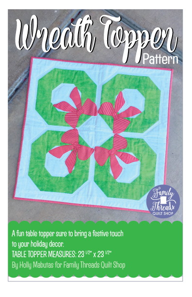 Wreath Topper Pattern