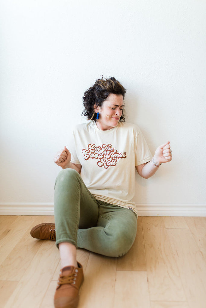 Ramble and Company - Let the Good Times Roll Unisex Graphic Tee