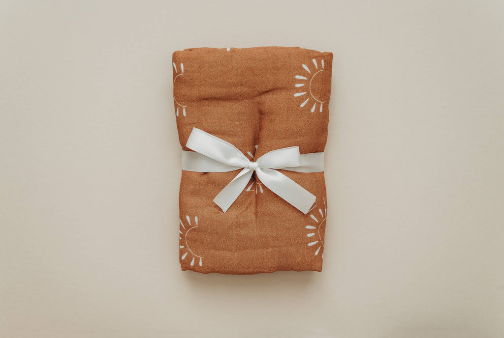 Brixton Phoenix - Sundown Muslin Swaddle