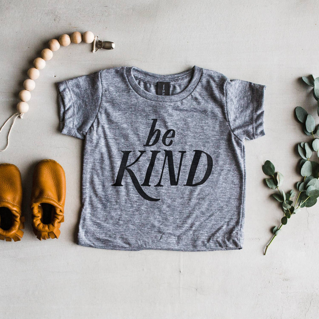 The Oyster's Pearl - Be Kind Baby Tee