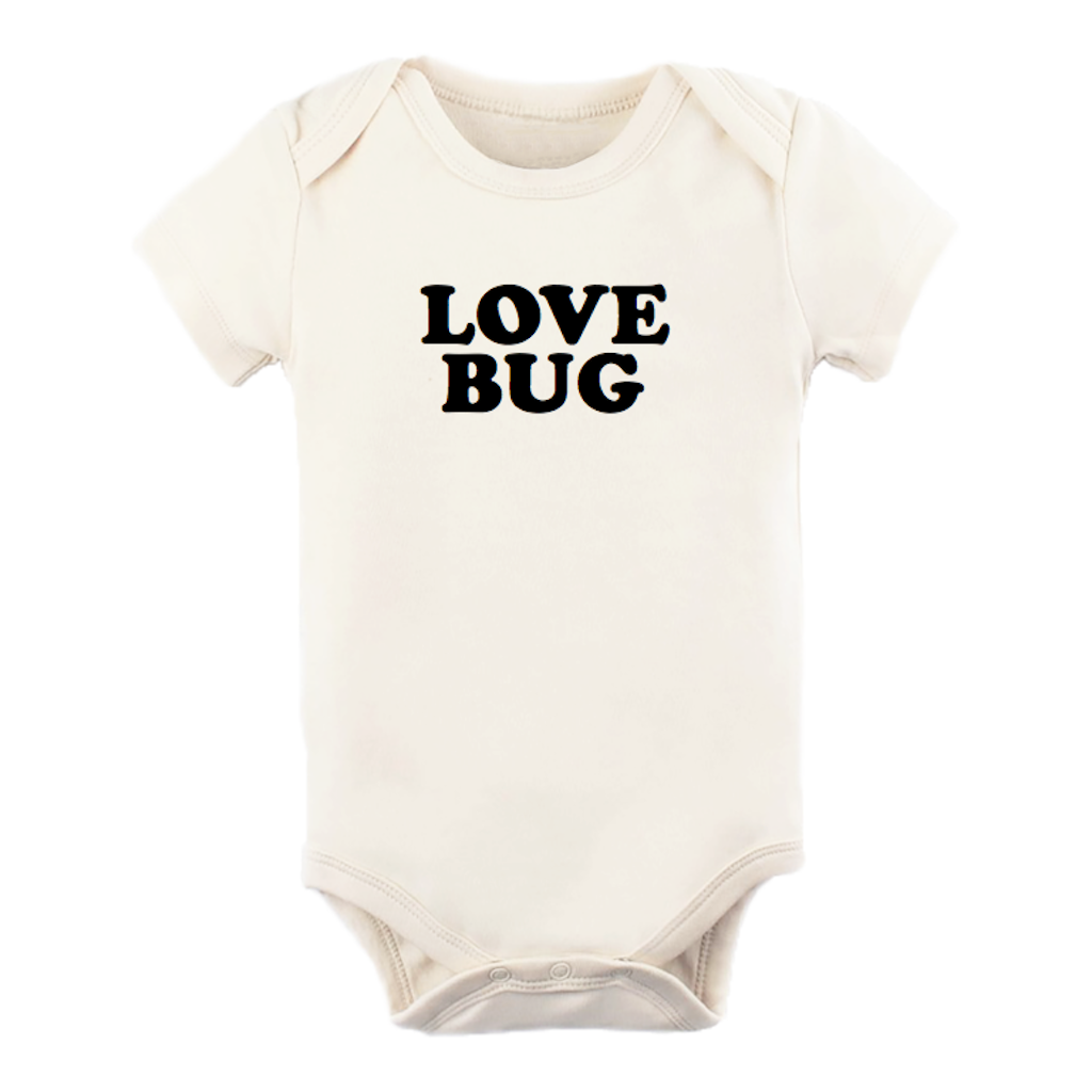 Tenth & Pine - Love Bug Short Sleeve Bodysuit