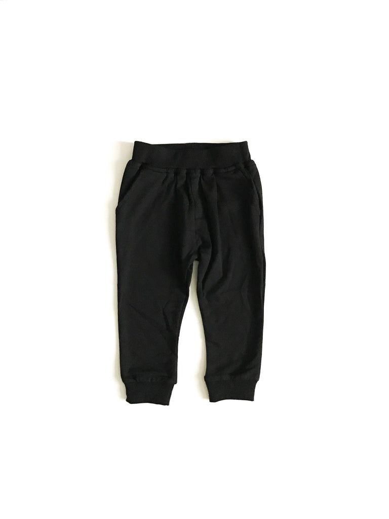 Orcas Lucille- Toddler Lounge Pants - Black