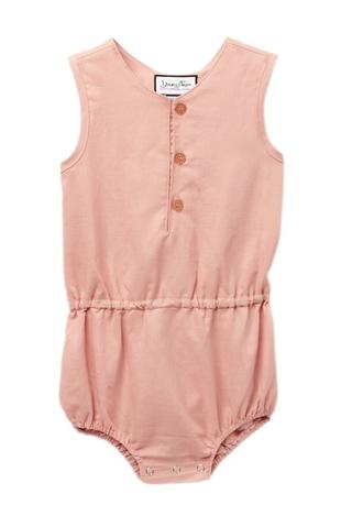 Young and Free Apparel - Blush Baby Romper