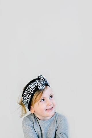 Young and Free Apparel - Cheetah Print Head Wrap