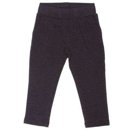 Young and Free Apparel - Soft Cotton Baby Leggings - Charcoal
