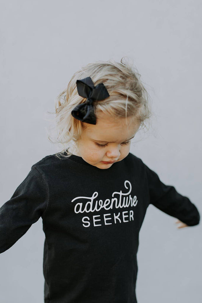 Saved by Grace Co. - Adventure Seeker Toddler Tee