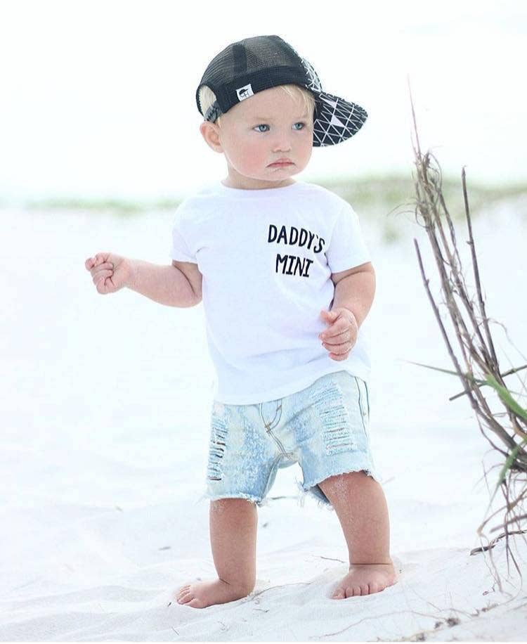 Happy Kids Co. - Daddy's Mini Tee